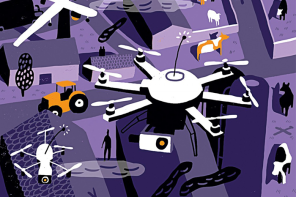 Holding Factory Farms To Account With Drones