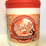 Dairy Alternatives - Coconut Cream